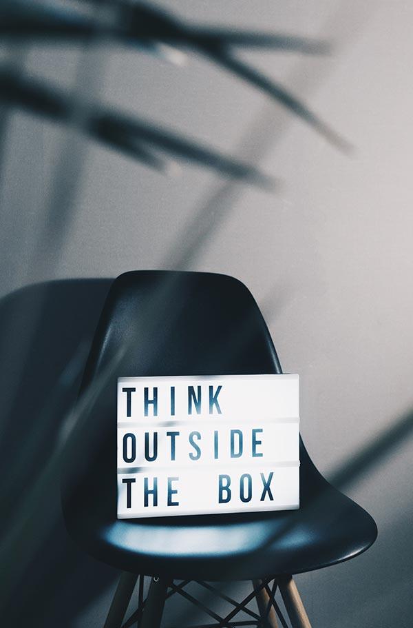 Pensez différemment !